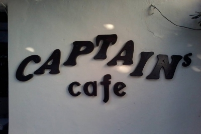 Captains café
